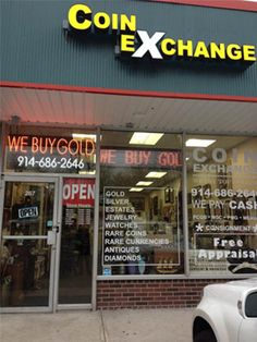 Coin Exchange of Westchester County NY
