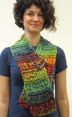 Ravelry: Marley Drop Stitch Scarf pattern by Plymouth Yarn Design Studio Loom Knitting, Knitting Patterns Free, Knit Patterns, Free Knitting, Knitting Ideas, Free Pattern, Finger Knitting, Knitting Machine, Knitting Projects
