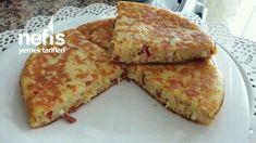 Yufkasız Kahvaltılık Börek French Toast, Healthy Recipes, Cheese, Keto, Breakfast, Food, Recipes, House, Ideas