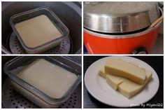 自製雞蛋豆腐(電鍋版) 豆花