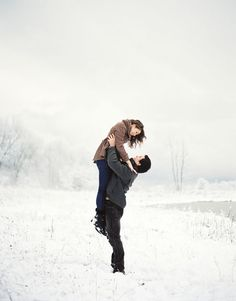 3 Awesome Tips for Amazing Winter Engagement Photography | Mine Forever