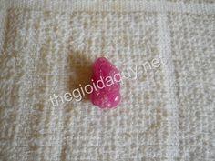 Mặt Tỳ Hưu nhỏ Ruby #Jewelry #Ruby #Pishiu - Mặt nhẫn Tỳ Hưu đá quý Ruby Thegioidaquy.net
