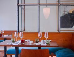 Restaurant | Drury Buildings #italian
