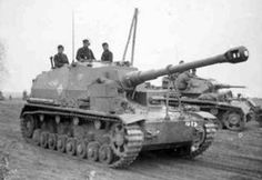 Pictures of the 10.5cm K gepanzerte Selbstfahrlafette IVa (Dicker Max) - Self-Propelled Artillery / Tank Destroyer.