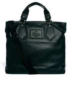 Image 1 ofVivienne Westwood Leather Tote Bag