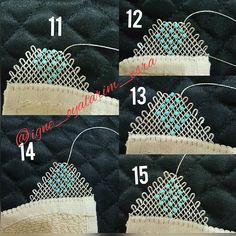 - My Recommendations Knitted Poncho, Knitted Shawls, Knitting Designs, Knitting Patterns, Crochet Bikini, Knit Crochet, Knit Shoes, Needle Lace, Lace Making