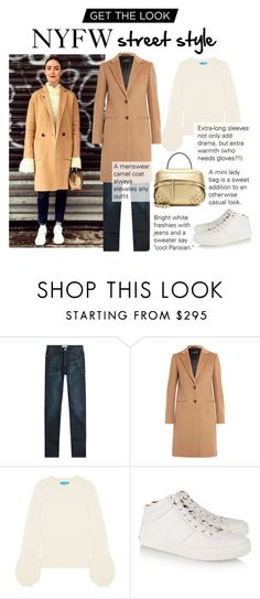 """""""Express Yourself!"""" by polyvore-editorial ❤ liked on Polyvore featuring Frame, Joseph, M.i.h Jeans, Jimmy Choo and Tod's"""