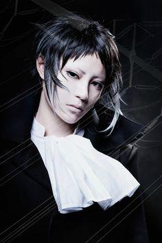 Akutagawa Ryunosuke [cosplay]