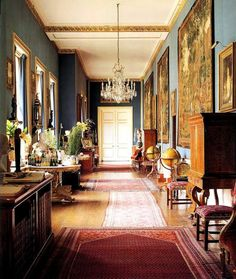 colors and textures on the walls and ceiling lifeofexcess: royaltyandpomp: THE PALACE Chatsworth House, Derbyshire, of The Dukes of Devonshire That nearest rug, though. Traditional Interior, Classic Interior, Chatsworth House, Chatsworth Estate, Interior Decorating, Interior Design, Interior Exterior, Historic Homes, My Dream Home