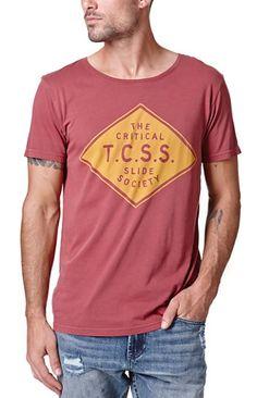 CRITICAL SLIDE SOCIETY Dogma T-Shirt #pacsun