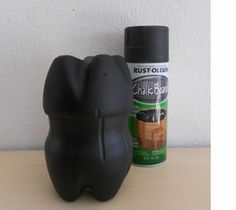Home-Dzine - Piggy bank from plastic bottles