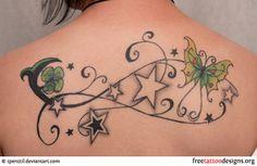 Tatuajes femeninos | diseños de tatuajes para mujeres y niñas
