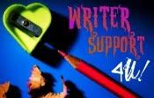 The writer support group I created on Facebook!! It's a wonderful, private place for our members to gain support and motivation.