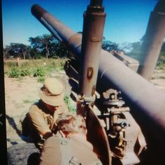 G2 140mm gun Hard Ware, Army Day, Brothers In Arms, Defence Force, Insurgent, Ol Days, My Heritage, Military History, South Africa