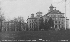 Genesee County Michigan Genealogy: Michigan School for the Deaf