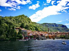 I fell in love with Lake Como || Click on the photo to discover the most incredible destinations with us :)