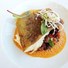 Bester Fisch in der Hafencity in Carls Brasserie | creme hamburg