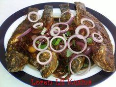 Fish Steak Tilapia Recipe - YouTube