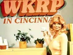 WKRP  WKRP premiered September 18, 1978, on the CBS television network and aired for four seasons and 88 episodes (90 in syndication) through September 20, 1982.