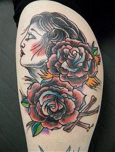 #Tattoo #Artist of The Day Matthew Perez #tattoos #tattooed #art #InkedMag #Inked #ink #RT