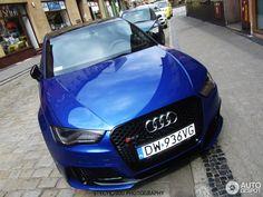 Audi RS3 Sportback 8V 3