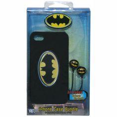 Marvel DC Comic Batman iPhone 4 Logo Printed Case -
