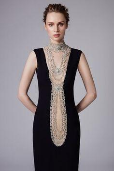 Reem Acra Resort 2018 Fashion Show Collection