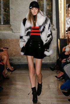 Emilio Pucci Fall 2015 Ready-to-Wear - Collection