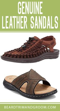 Genuine leather sandals for men can be a great gift for Christmas or birthday. Ideal present for your men and husband, boyfriend, dad, grandpa, boyfriend. Christmas Gifts For Boyfriend, Christmas Gifts For Friends, Boyfriend Gifts, Best Gifts For Men, Gifts For Dad, Great Gifts, Beard Accessories, Funny Gifts For Friends, Best Slippers