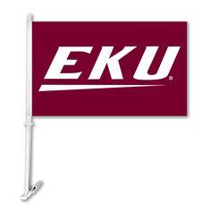 Philadelphia Eagles Team Logo Car Flag
