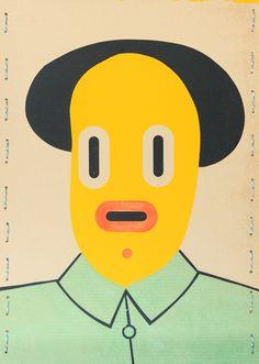 Discount Gallery - Graphic Design & Urban Arts — Boris Hoppek - Mao