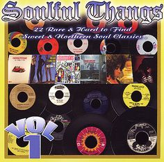 Various : Soulful Thangs Vol 1 -- 22 Rare & Hard To Find Sweet & Northern Soul Melodies (CD) Vinyl Records, Lp Vinyl, Sweet Soul, Northern Soul, Keep The Faith, World Music, Hard To Find, Cover Art, Album Covers