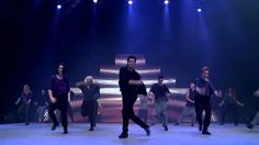 'Moves Like Jagger' performed by Adam Garcia and Dancers Inc at Move It ...