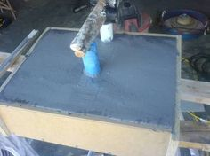 Картинки по запросу How To Make A Mold For A Concrete Sink | Concrete Sink  | Pinterest | Concrete Sink, Concrete And Sinks