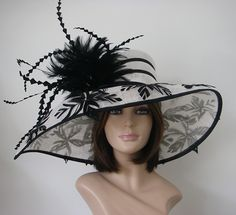 Derby hat! I want to have a derby themed party so I can wear a big hat and a dress!