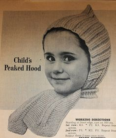 Looking for your next project  You re going to love Vintage Bulky Hooded  Sweater - 1960 s by designer WoolfsClothing.  63832d417