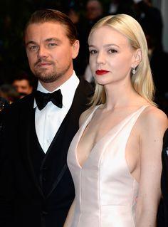 Carey Mulligan (+Leonardo DiCaprio)