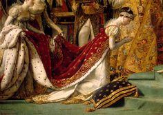 the coronation of josephine Louvre