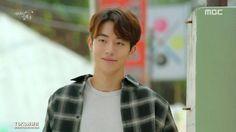 Animated gif about boy in nam joo hyuk by gabbi Seon Ok, Joon Hyung, Kim Book, Nam Joohyuk, Weightlifting Fairy Kim Bok Joo, Infatuation, Call Her, Korean Drama, Weight Lifting