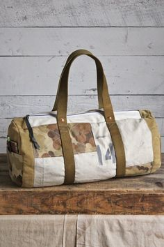 Every Forestbound order comes with a hand written note, a sticker AND a keychain. Now get shoppin'! Duffle Bag Patterns, Canvas Duffle Bag, Duffel Bags, Purses And Handbags, Bag Making, Bag Accessories, Leather Bag, Travel Bags, Pairs