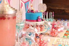 Jade's 11th Birthday Spa Party | CatchMyParty.com