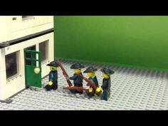 VIDEO: A Cork primary school has recreated the 1916 Easter Rising using Lego | JOE.ie using Lego