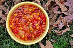 Autumn Recipes: Pumpkin Chili Recipe - Eat. Fit. Fuel.