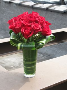 Red roses have long been a symbol of love and romance, making them the perfect NYC Flower Delivery for Valentine's Day.