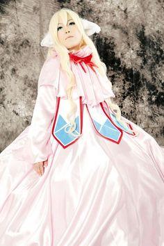 Mavis Vermillion cosplay
