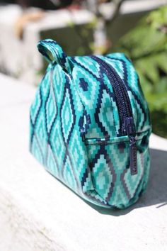 Mini Backpack Coin Purse Pattern & Tutorial