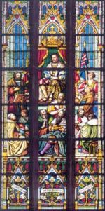 Medieval stained glass windows were an example of how nano-technology was used in the pre- modern era.  Newer uses are less inspiring.....