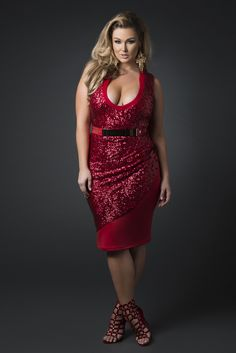 The+Z+By+Zevarra+Plus+Size+Designer+Holiday+Collection!