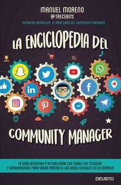 La enciclopedia del Community Manager es mi nuevo libro