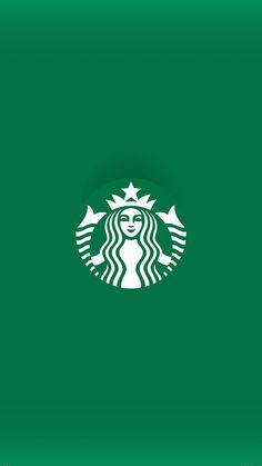 STARBUCKS LOGO ART WALLPAPER HD IPHONE